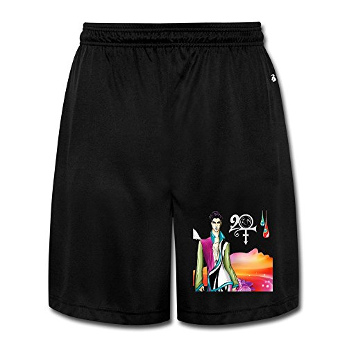 Prince Performance Shorts Sweatpants Male Short PantsFashion