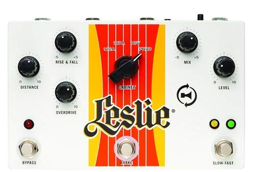 Leslie Digital Pedal