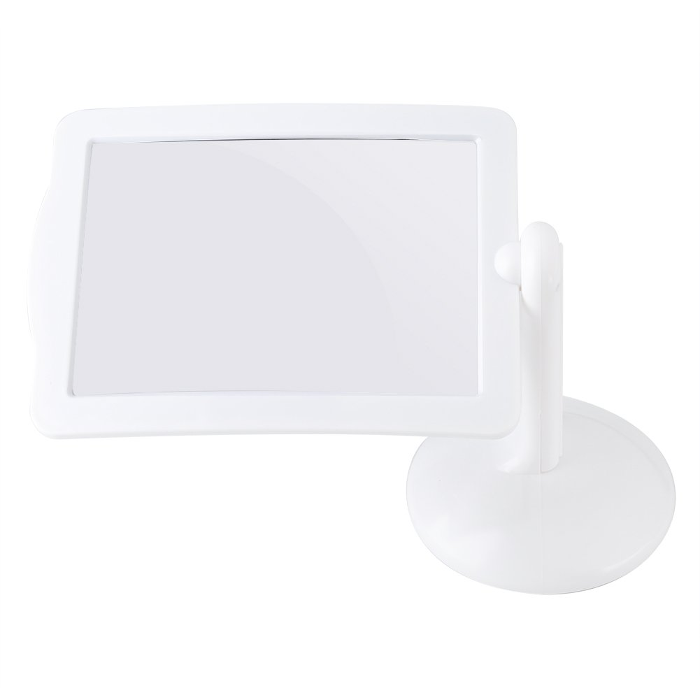 Reading Magnifier 360°Rotatable Hands-free with 3X LED Magnifying Screen Read Large Reviewing Area for old people, Small Text Reading Clearly Zerodis