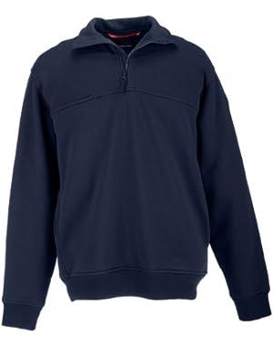 Tactical #72363 Storm 1/4 Zip Job Shirt (Fire Navy)