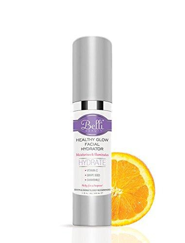 Belli Women's Healthy Glow Facial Hydrator Facial Moisturizer, 1.5 FL. OZ