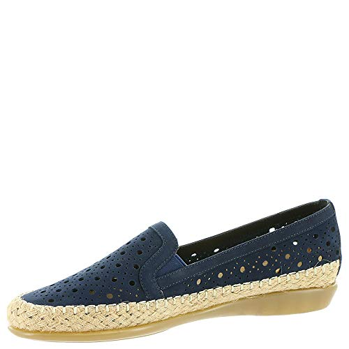 Nicki Nabuk Mules Closed Womens Vaneli Toe Navy WfFz7znA