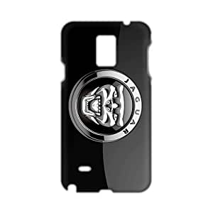 XXXB jaguar new badge logo on black serge averbukh Phone case for Samsung Galaxy note4
