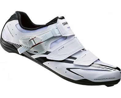 Zapatillas Shimano SH-R170W blanco para hombre Talla 44 2014: Amazon.es: Deportes y aire libre