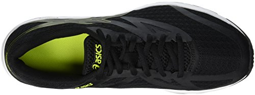 Nero 001 Lime Amplica neon Scarpe Running Asics Uomo black w0nTR8OwIq