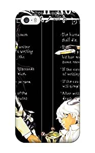 Protective Case For Iphone 5/5s(death Note)