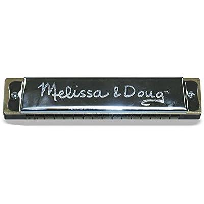 melissa-doug-1456-harmonica-silver