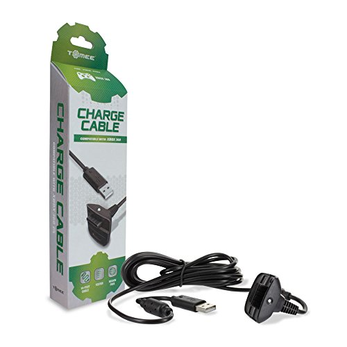xbox 360 battery pack blue - 6