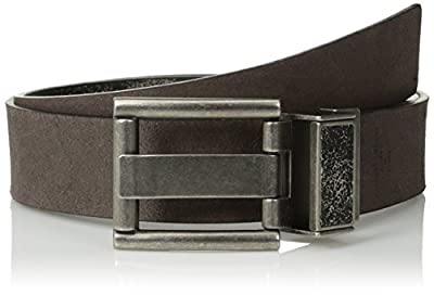 Calvin Klein Men's Vintage Leather 4-In-1 Reversible Belt