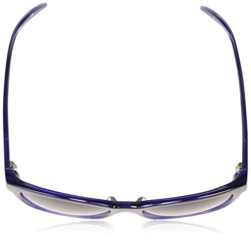 Replay - Lunette de soleil RY540S Œil de chat  - Femme Blue frame/ gr. Blue yellow lenses