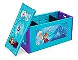Delta Children Store and Organize Toy Box, Disney Frozen