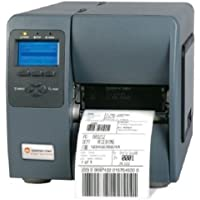Datamax-ONeil KJ2-J2-48000YR7 M-4210 Mark II Industrial Barcode Printer, 203 DPI, Bi-Directional Thermal Transfer, 56MHZ, 3 Media Hub