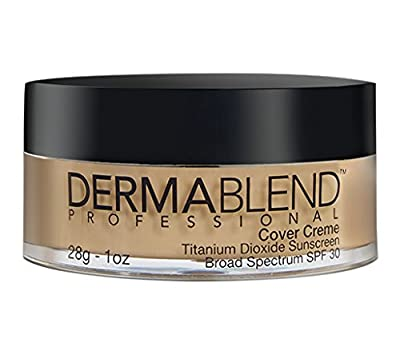Dermablend Cover Creme Full Coverage Foundation Makeup With SPF 30