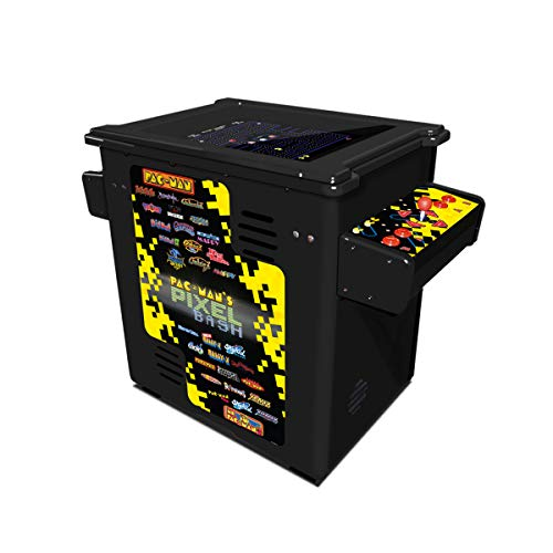 Namco Pac-Man Pixel Bash Home Cocktail Table - Black