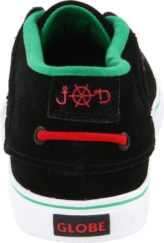 GLOBE Skateboard Shoes DUNCOME THE BENDER BLACK/RASTA