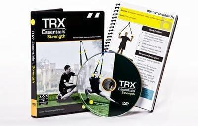 TRX TRXDVDR/TU - DVD de entrenamiento de la fuerza, gana en músculo para un cuerpo más saludable