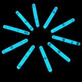 Fun Central U1 1.5 Inch Glow Sticks - Blue 50ct