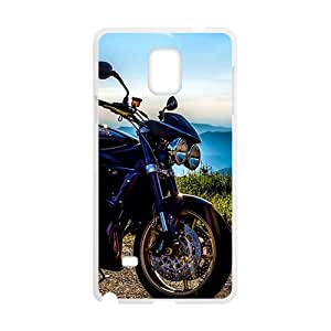 Handsomely and very cool motorcycle phone case for samsung galaxy note4