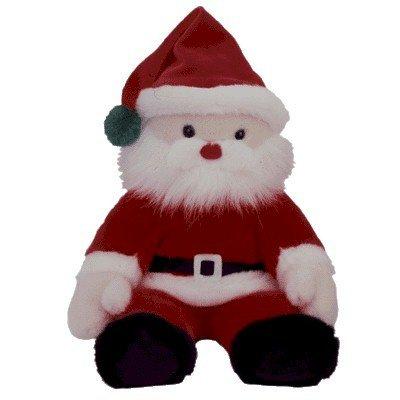 TY Beanie Buddy - SANTA the Santa Claus ()