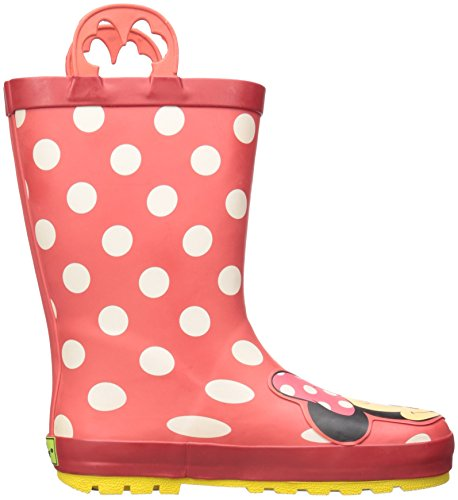Western Chief Girls' Character Waterproof Rain Boot Red f6CknNT