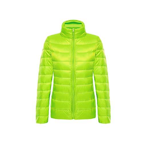Hiver Classique Court Zengbang Puffer Col Parka Veste Vert Chaud Montant Légère Manteau Femme 1 1x46q