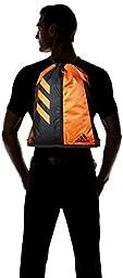 adidas Team Issue Sackpack, One Size, Orange/Black