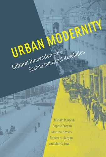 Urban Modernity: Cultural Innovation in the Second Industrial Revolution (The MIT Press)