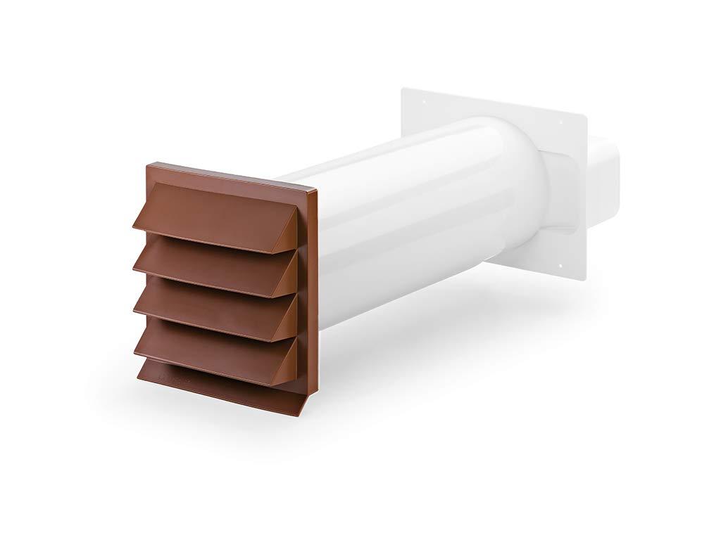 FARAD Box Dach Kofferraum Koral 630/LT 210/x 90/x 42/cm grau satiniert gepr/ägt