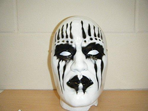 WRESTLING MASKS UK Men's Murder Dolls - Joey Jordison - Full Face Mask One Size Multicoloured