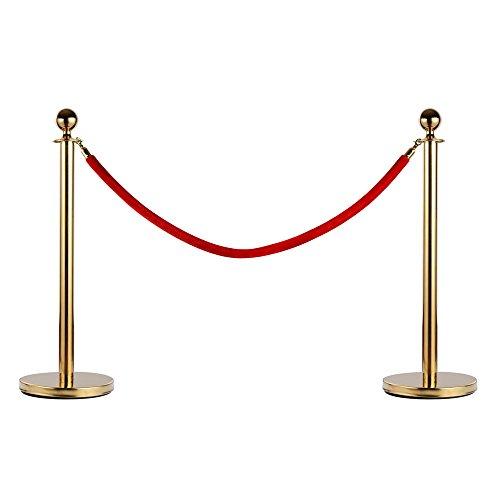 Stanchion Post, Control Post, Pole Belt, Crowd Control Barrier - 9
