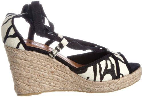 Sandal 24 Heels Black Head Celine Over Women's White xW7qxI84