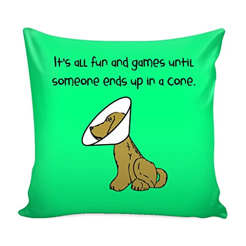 It's All Fun And Games Until Someone Ends Up In a Cone - ...