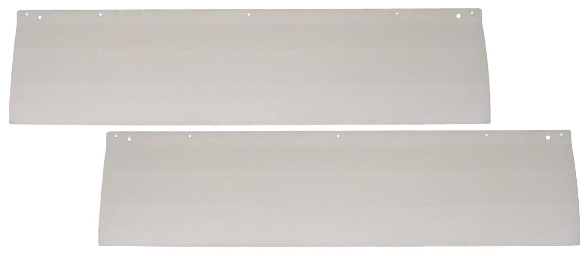 Auto Care Products Inc. Park Smart Natural Opaque Wall Guards (2 Pack)