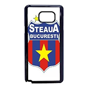 Steaua Bucuresti Logo V7U23U3EU funda Samsung Galaxy Note 5 caso funda 43TLE6 negro