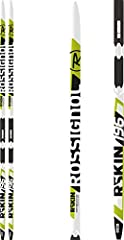This ski from the Rskin range has a medium sidecut which makes it more stable. It features the R SKIN technology, more comfortable with a great compromise between gliding and gripping in any snow conditions.Sidecuts dimensions: 51/47/49Base t...
