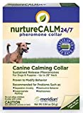 Nurturecalm 24/7 Canine Calming Pheromone Collar (Upto 28'' Neck)