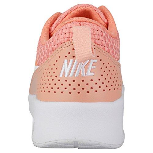 Nike Clair Baskets Gris WMNS Max Air Thea PRM Femme fnC8fXrq