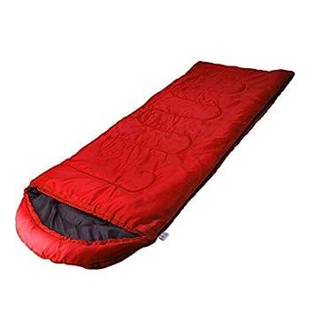 SUHAGN Saco de dormir Viaje De Acampar Al Aire Libre Solo Adulto Sobre Hueco Estilo Saco