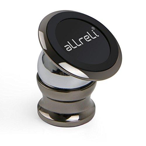 126 opinioni per aLLreLi Supporto magnetico da auto per Smartphone, GPS [rotazione a 360 gradi]