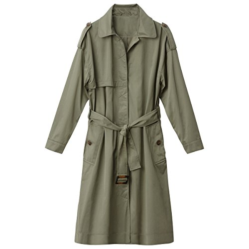 Kaki La Donna Collections Redoute Trench SAn0Uwq