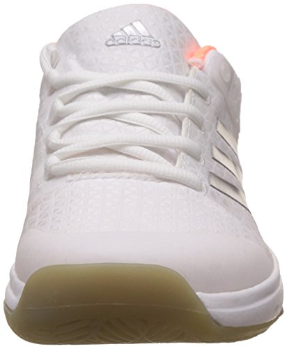 De Blanc Performance Adizero Orange Ubersonic chaussures glow Metal Footwear Adidas White 2 silver Tennis W qBEq8