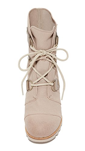 SOREL Joan Arctic Tan of Mid Women's Wedge Oxford qrrx5wUt