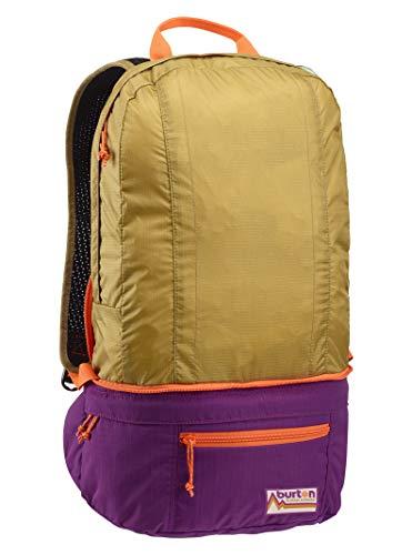 Burton Packable Sleyton Hip Pack, Evilo Ripstop (Waist Strap Cinch)
