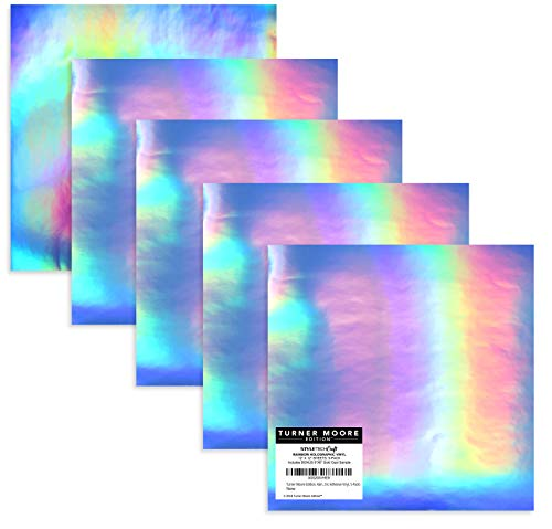 Turner Moore Adhesive Silhouette Holographic product image