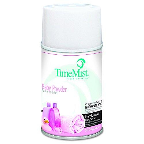TimeMist 1042686 Metered Fragrance Odor Eliminators Dispense