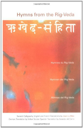 Download Hymns from the Rig-veda ebook