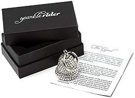 Amazon.com: Sparkle Rider campana de moto para mujer ...