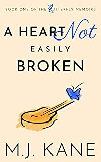 A Heart Not Easily Broken by M.J. Kane ebook deal