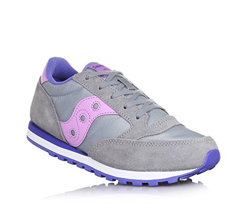 Jazz Bambina Original Girl Sy57157 Sneakers rosa Saucony Scarpe Basse Grigio RHnxwSv