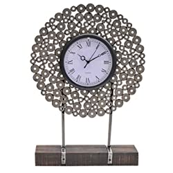 Crestview Collection Chateau Standing Clock